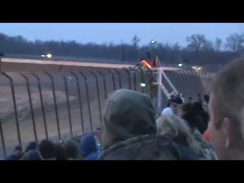 Hornet Heat 3 at Clay County Speedway 3-30-13