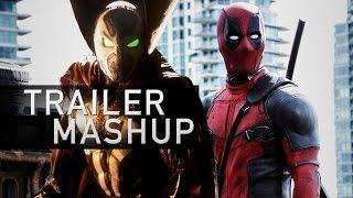 Spawn Trailer (Deadpool Style)