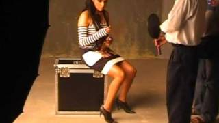 Repeat youtube video Behind the scene of Asin's photo shoot