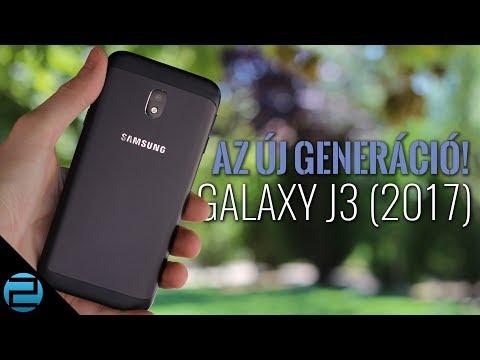 Kispályás? | Samsung Galaxy J3 (2017) teszt