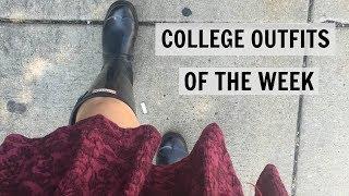 College Outfits of the Week   Lauren Vasko