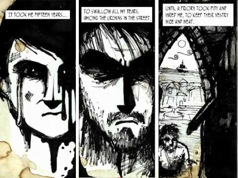 The Mariner's Revenge Song Animated Comics