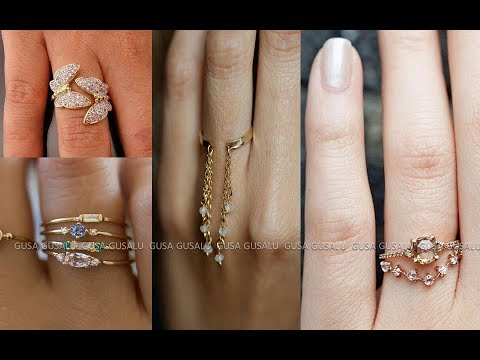 New Designs Of Gold Rings Dubai Gold Ring Rings Gold Latest