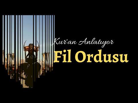 Kur'an anlatıyor: Fil Ordusu