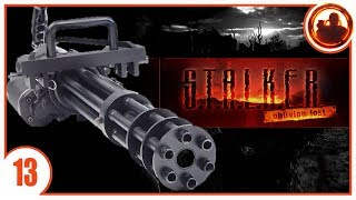 МИНИГАН ОТ КАРЛИКОВ. S.T.A.L.K.E.R. Oblivion Lost Remake 13