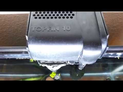 How to Modify and Improve DIY Top Fin 10 hang on back Filter HOB