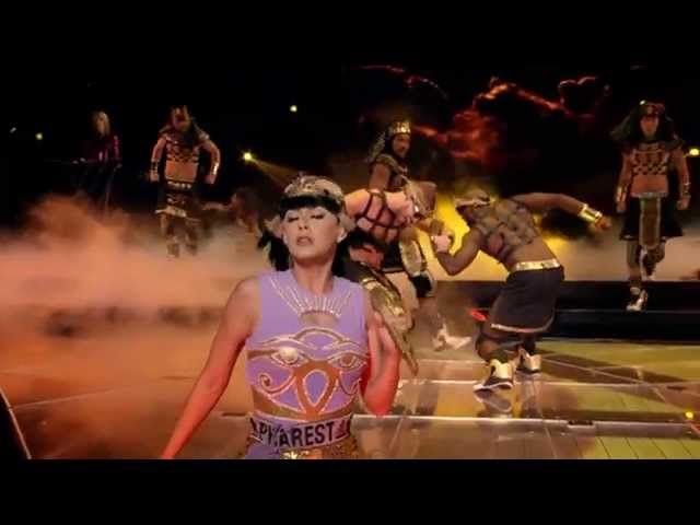 Katy Perry - Legendary Lovers (Live at The Prismatic World Tour)