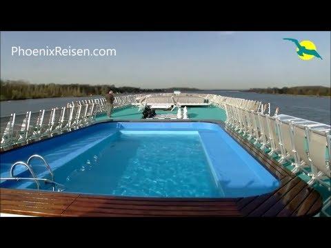 SCHIFFSRUNDGANG MS SOFIA - Eine Donaukreuzfahrt mit dem beliebten Phoenix Reisen Flussschiff