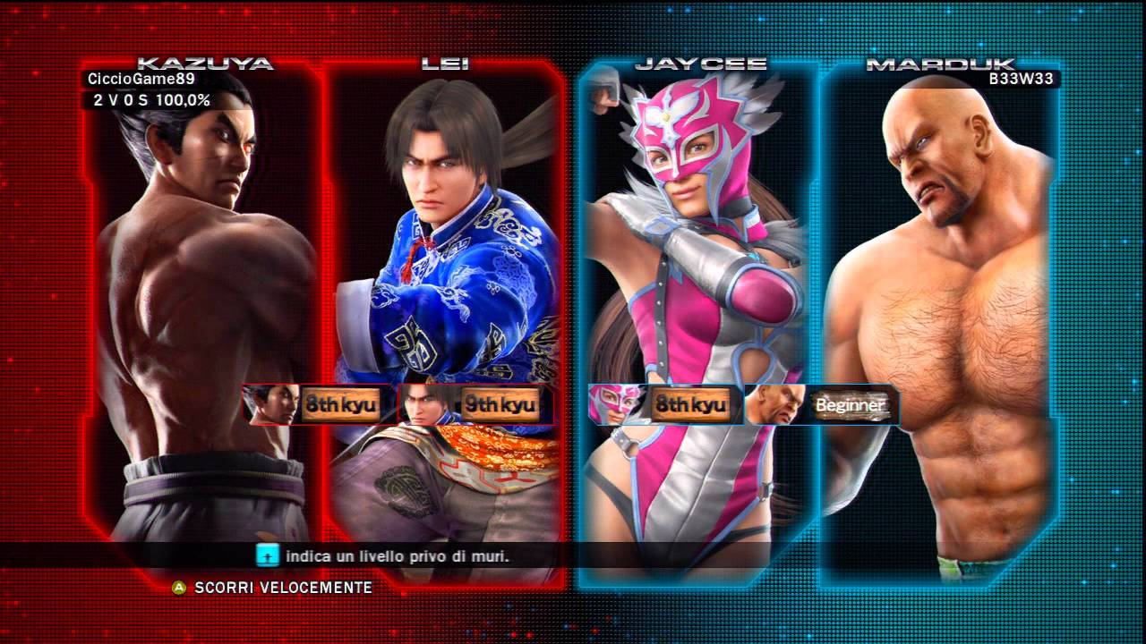 Tekken tag tournament 2 commentary live xbox 360 full hd youtube tekken tag tournament 2 commentary live xbox 360 full hd voltagebd Gallery