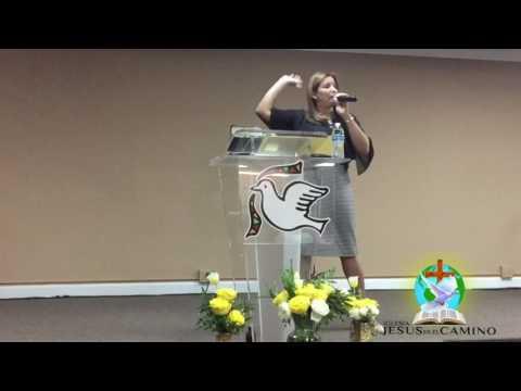 Iliana Feliz Tema: La fe verdadera no elimina mi realidad.