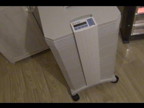 IQAir HealthPro 250 Air Purifier detailed look