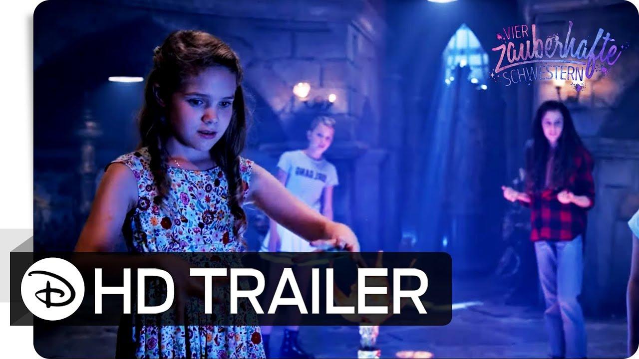 4 ZAUBERHAFTE SCHWESTERN – Teaser Trailer