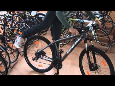 Ρύθμιση σέλας ποδηλάτου