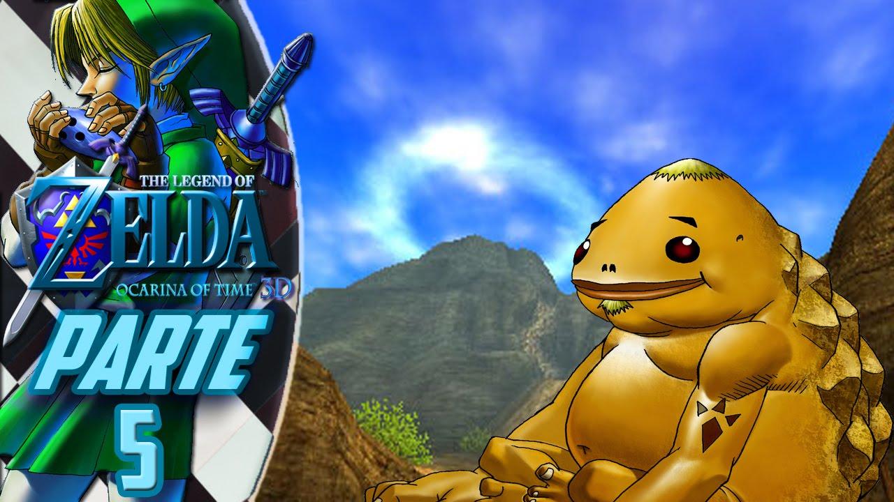 Muerte En La Montana Parte 5: La Montaña De La Muerte [The Legend Of Zelda Ocarina Of