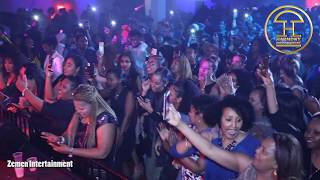 Gambar cover Ephrem Amare live performance Asey Asey @ washington DC Club Karma