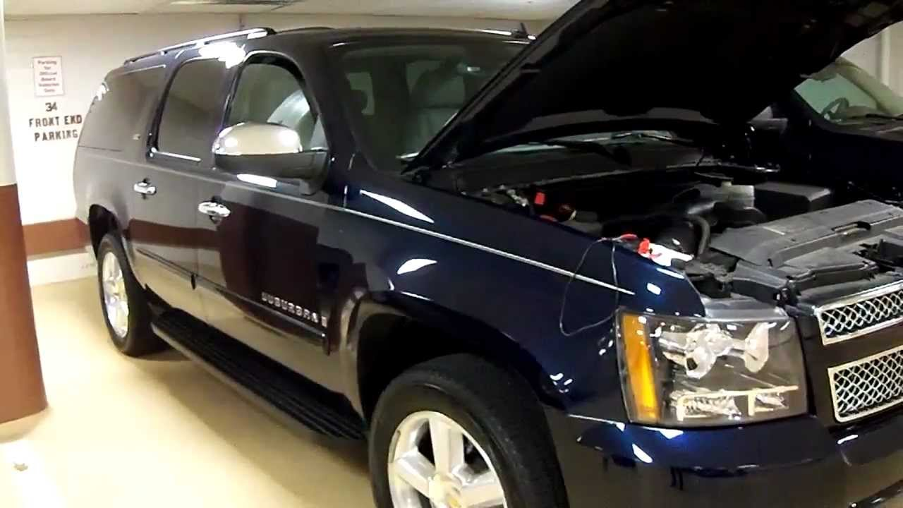 2009 chevy tahoe ltz battery