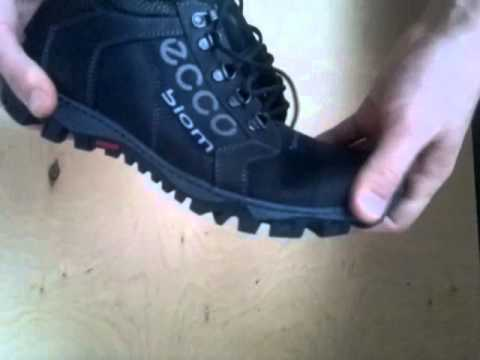 d2bb2ab0 Ботинки зимние ecco. Харьковская обувь. - YouTube