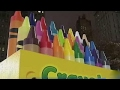 Crayola to retire one crayon from iconic 24-count box