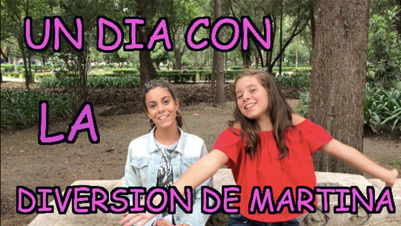Un Día Con La Diversión De Martina Sorteo Vlog La Bala