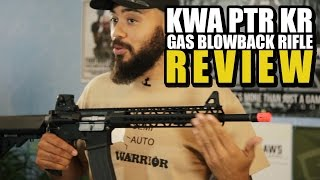 KWA LM4 PTR KR Series Gas Blowback Airsoft Rifles - AirSplat on Demand