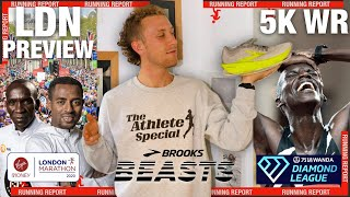 The Athlete Special Is Going Pro w/ Brooks Beast Track Club | RUNNING REPORT