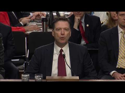 'Those were lies. Plain and simple.' : Comey