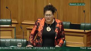Criminal Records (Expungement of Convictions for Historical Homosexual Offences) Bill - Third Read..