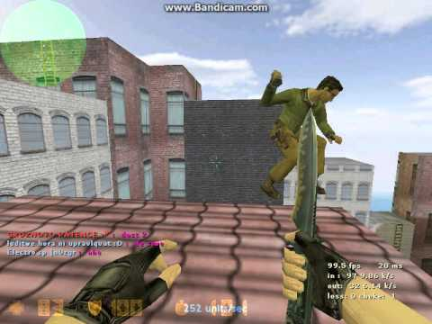 Counter Strike 1.6 HNS   Gameplay   Епизод 1