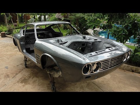 1967 Ford OSI 20M TS Coupé Restoration Project