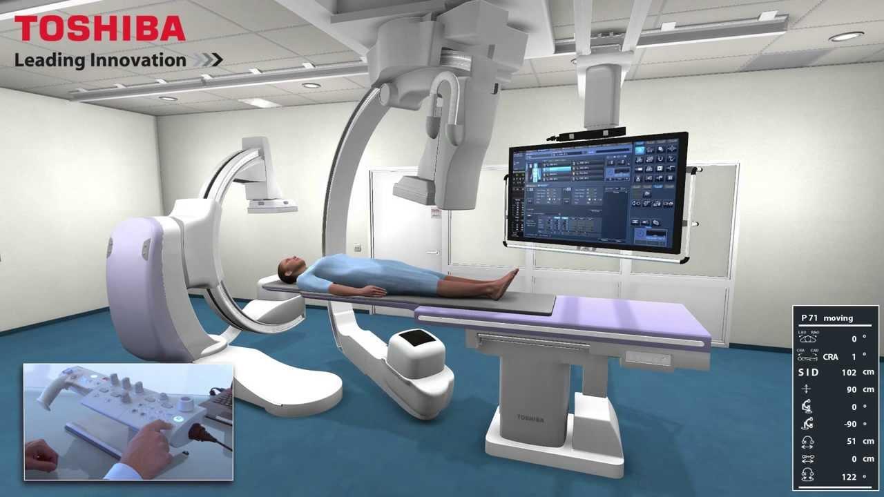 Beyond Reality Toshiba Medical Virtual Infinix I Project