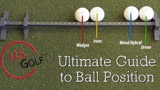 The Ultimate Guide to Ball Position