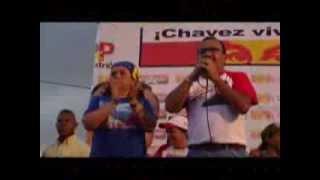 Alexis Gonzalez por la reelección del Municipio Tucupita