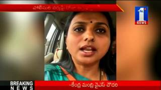 Roja Selfie Video | MLA Roja Controversial Comments on CM Chandrababu || No.1 News
