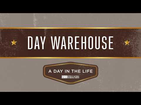 A Day In The Life - RNDC Day-Shift Warehouse Associate