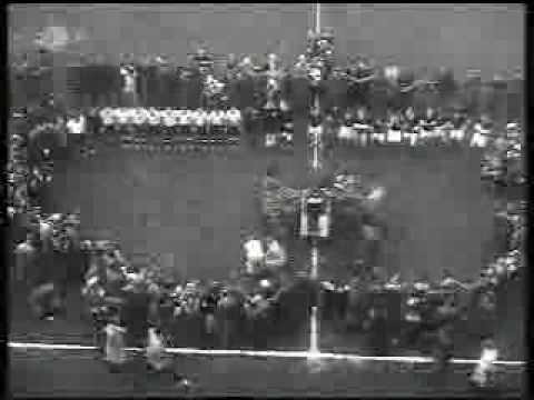 1954 FIFA World Cup Final: Hungary vs. West Germany (Part 4)