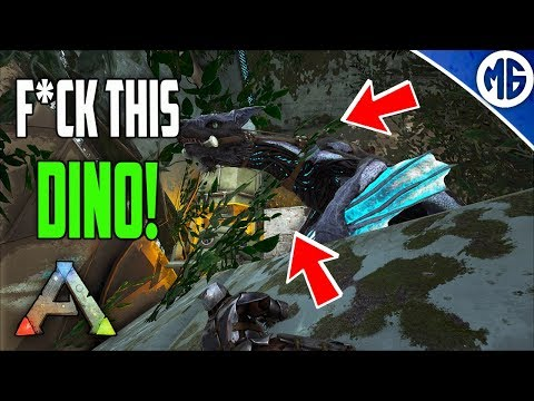 THIS DINO TILTS ME OFF THE PLANET! Extinction - Small Tribe Servers - Maybe Solo? Maybe Duo?
