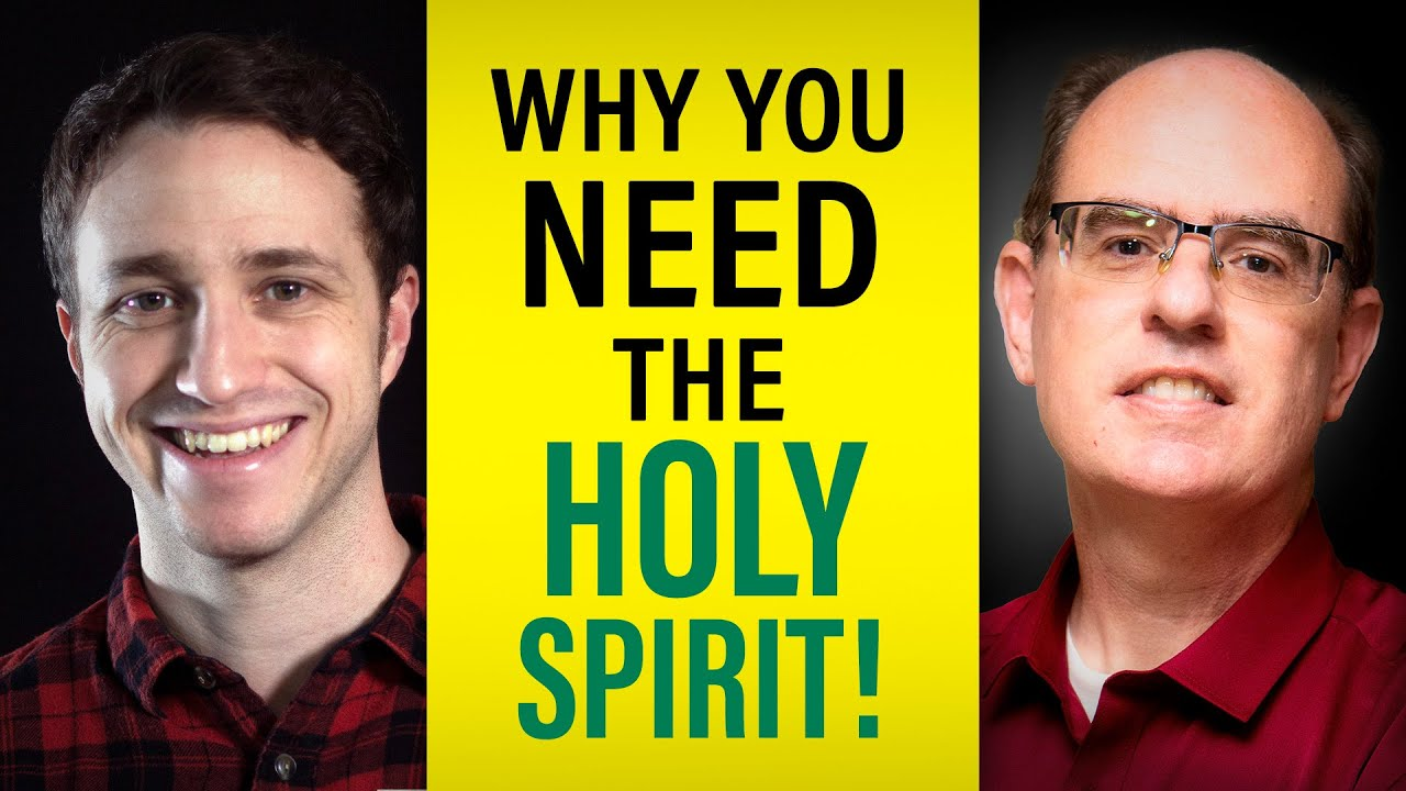 Why You Need the Holy Spirit! - Powerful Testimony - Robert Pears
