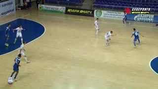 Париматч Суперлига 1 2 плей офф Газпром ЮГРА Синара Екатеринбург Матч 1