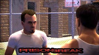 Prison Break The Conspiracy gameplay first mission 1080p [PC]