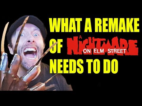 A Nightmare on Elm Street: What A Remake Needs To Do!