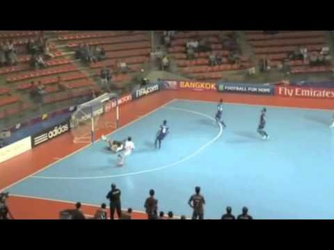 FIFA Futsal World Cup 2012 | Kuwait 2 - 7 Serbia