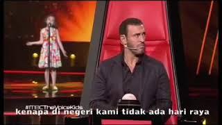 Video Bikin nangis, audisi the voice anak palestina download MP3, 3GP, MP4, WEBM, AVI, FLV September 2018