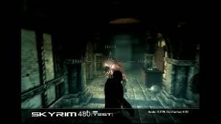 SkyRim test 480p