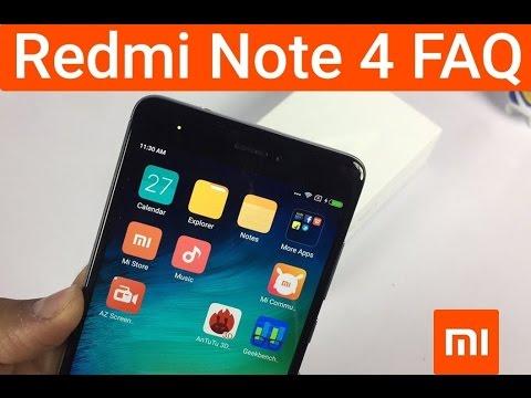 Redmi Note 4 LED Notification Light