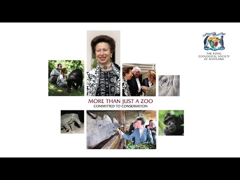 HRH The Princess Royal - Committed to Conservation - RZSS Tribal Elders Lecture Series