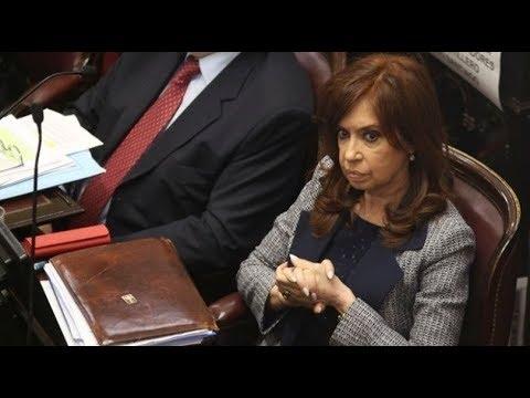 Confirman procesamiento de Cristina Kirchner con prisión preventiva