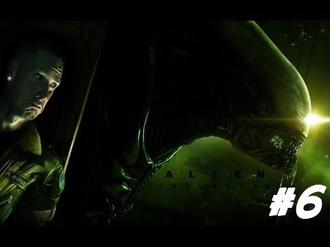 Virtual Reality Alien Isolation With The Oculus Rift DK2 - Playthrough EP.6