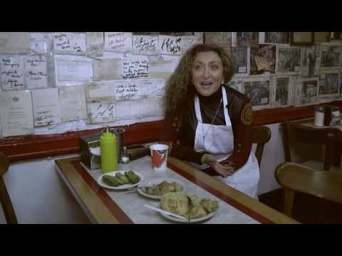 How do you make a knish? Yonah Schimmel's Knish Bakery