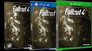 Fallout 4 is Official - BOX ART -  PS4, Xbox One & PC ONLY - DOG RETURNS (Leaks)