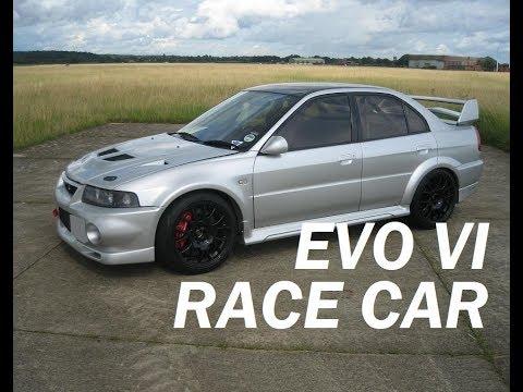 Mitsubishi Lancer Evolution VI Race Car Build